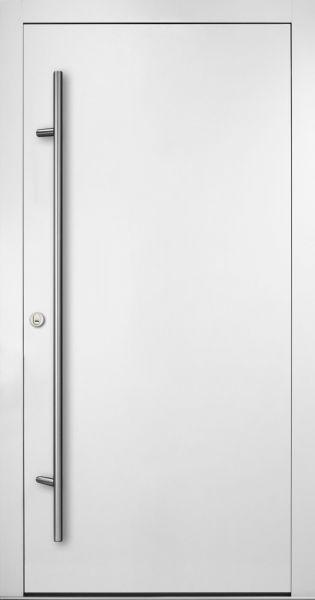 """Aluminium Haustür """"VALERIA"""" 92 mm flügelüberdeckend"""