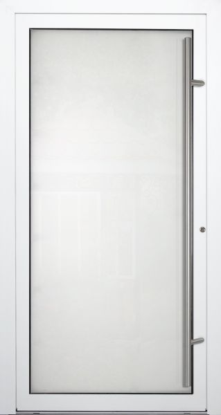"Aluminium Glas Haustür ""AMY"" 90 mm"