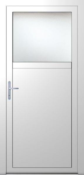 """Aluminium Nebeneingangstür """"ANTONIA-Q"""" 60mm"""