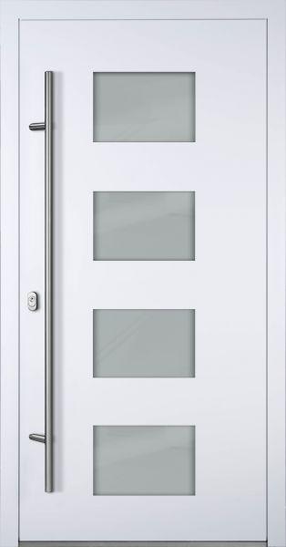 "Aluminium Haustür ""WILHELMINE"" 90mm RC2"