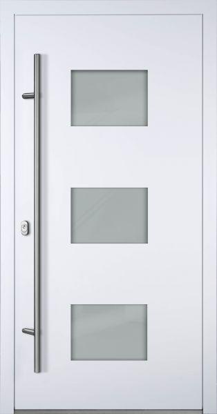 """Aluminium Haustür """"MARGARETE"""" 90mm RC2"""