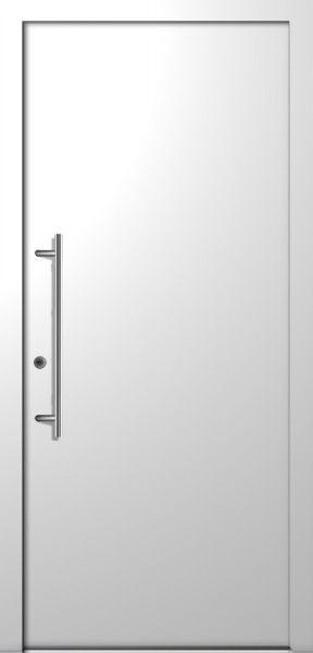 "Aluminium Haustür ""MARIT"" 78mm flügelüberdeckend RC2 (Standardmaß)"